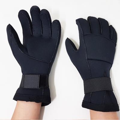 輝武-台灣製造-加厚泡綿潛水布-武術拳擊機車防水保暖多功能手套