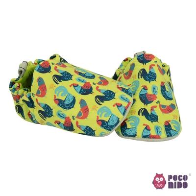 英國 POCONIDO 純手工柔軟嬰兒鞋 (小小公雞)
