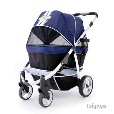 IBIYAYA依比呀呀 FS1202 IBBI頭等艙寵物推車-藍