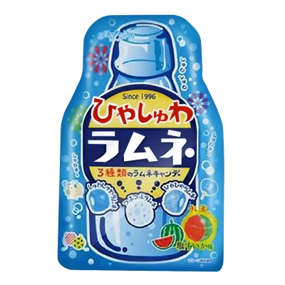 SENJAKU扇雀飴 彈珠汽水糖(55g)