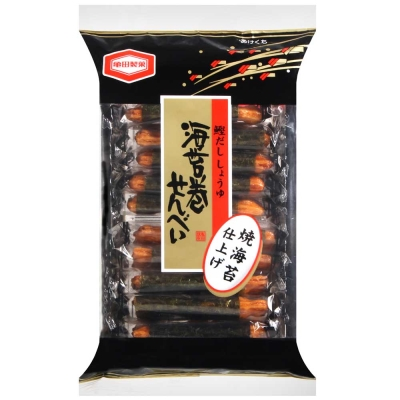 龜田 海苔捲米果(52g)