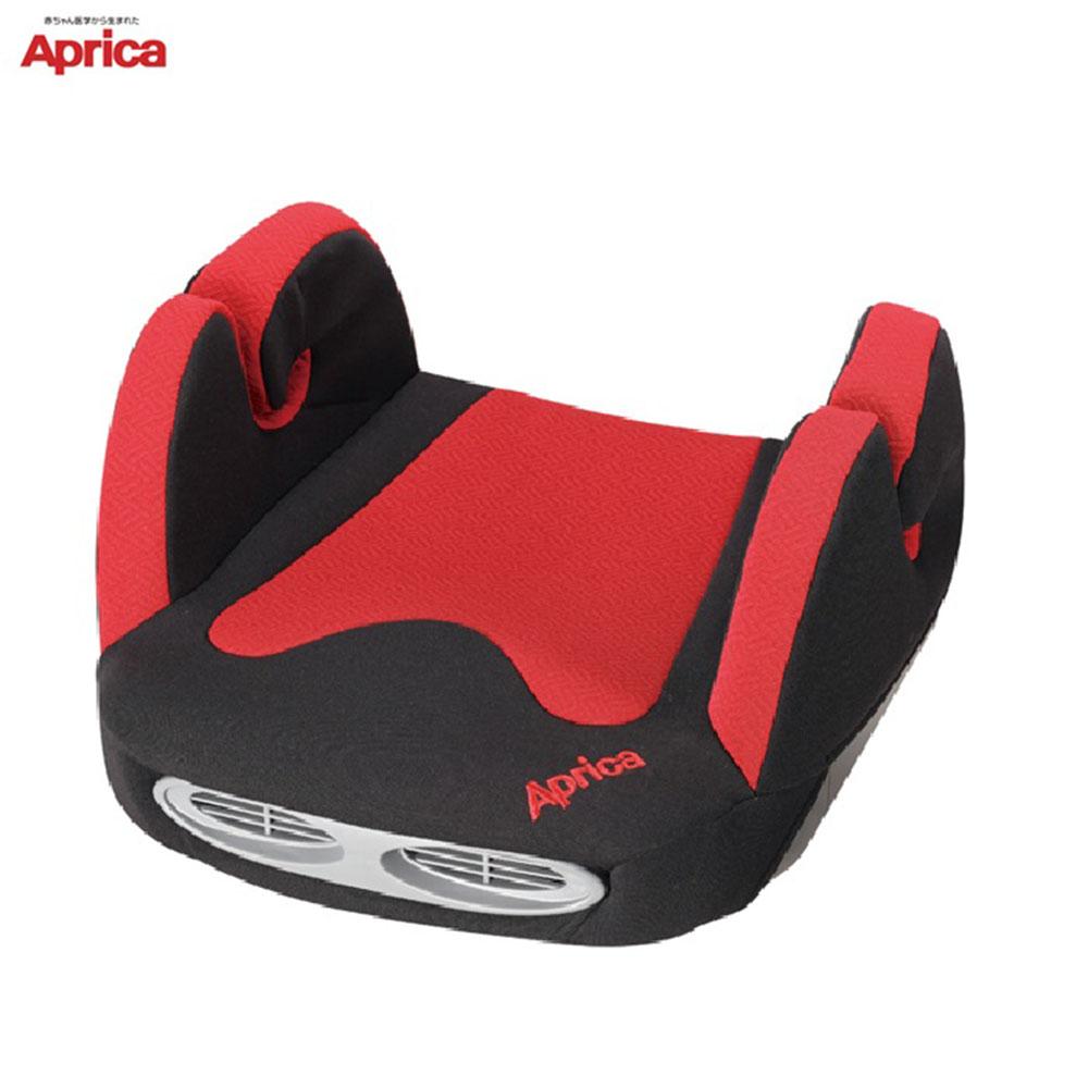 【Aprica】 成長輔助汽車安全座椅 (Moving Support 黑紅)