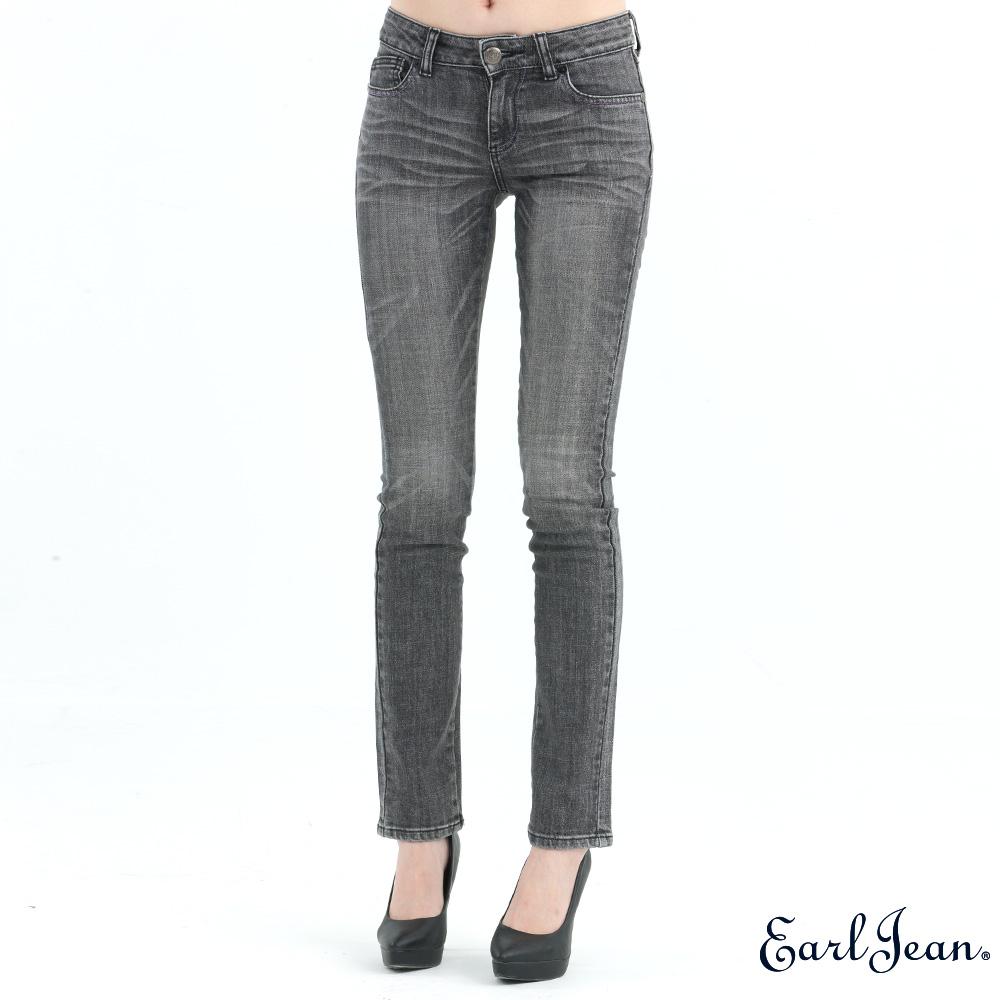 Earl Jean低腰合身窄管褲