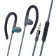 E-books S34  運動型軟矽膠音控接聽氣密耳機 product thumbnail 1