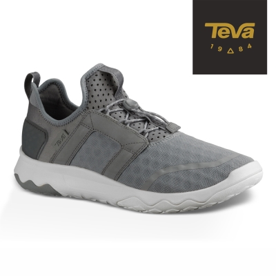 TEVA 美國 男 Arrowood Swift Lace 輕量休閒鞋 (灰)