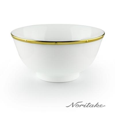 Noritake 文藝復興金邊骨磁麵碗(16cm)
