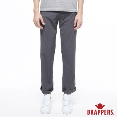 BRAPPERS 男款 HC-Cargo系列-中腰彈性直筒褲-灰