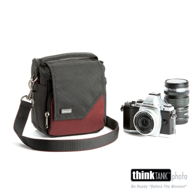 ThinkTank-MirrorlessMover10-類單眼相機包(深紅)-MM655