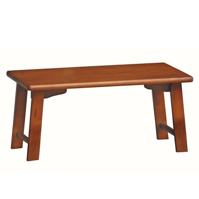 Bernice-Adan2尺實木可折式矮桌-59x38x28cm