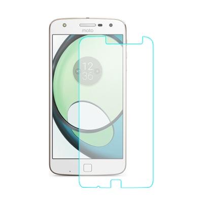 【SHOWHAN】Motorola Z Play 9H鋼化玻璃貼疏水疏油高清抗指紋