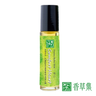 JustHerb香草集 舒心精油滾珠10ml