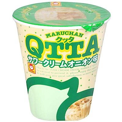 東洋水產 QTTA 酸奶油洋蔥味杯麵(87g)