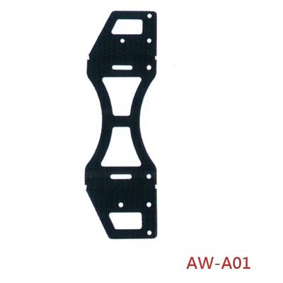 液晶電視壁掛架手臂型專用延伸板(AW-A01)