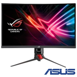 ASUS ROG Strix XG27VQ 27型 VA 曲面電競電腦螢幕