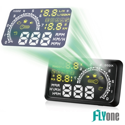FLYone RM-H2 HUD OBD2 抬頭顯示器
