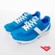 PONY-SOHO-細緻單色慢跑鞋-藍(女)