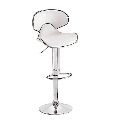 H&D 造型高吧椅 (寬45X深49X高87.5~108cm)
