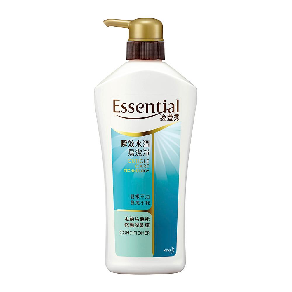 逸萱秀 瞬效水潤易潔淨潤髮膜 (700ml)