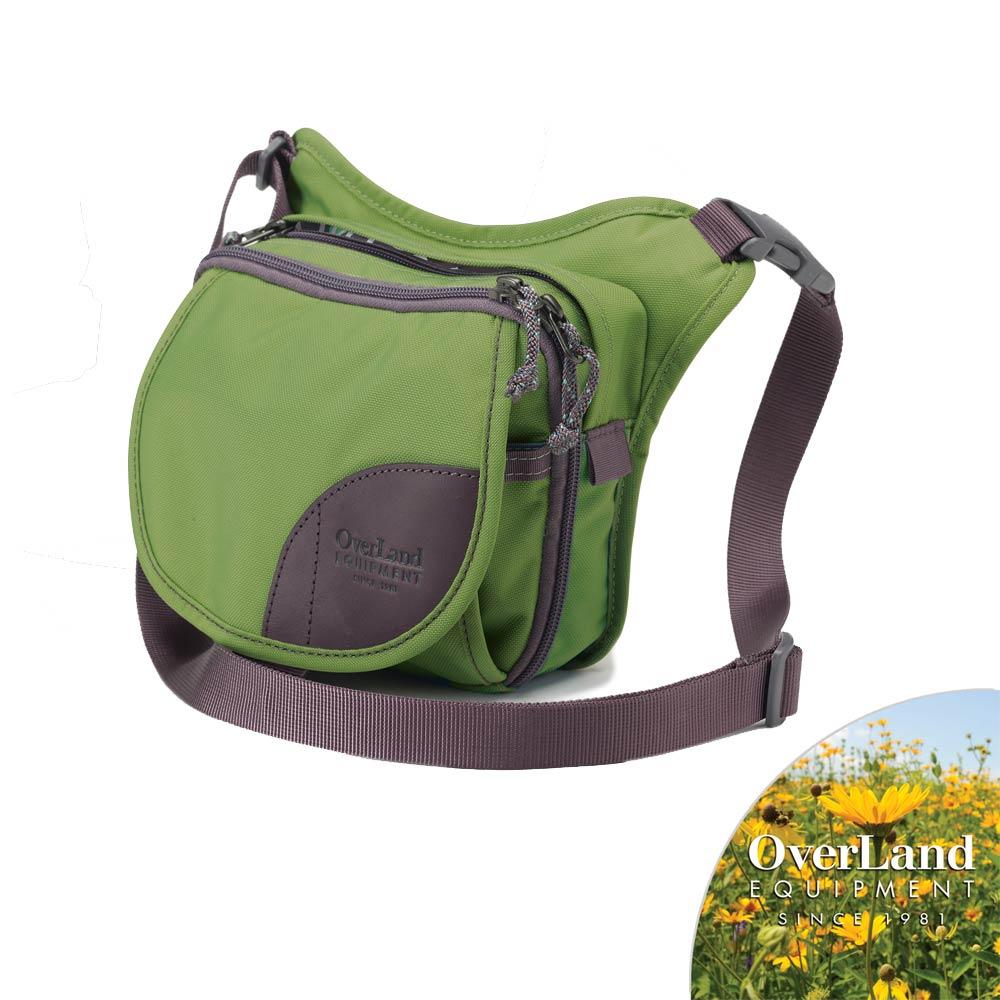 【OverLand】Bayliss側背包-綠色