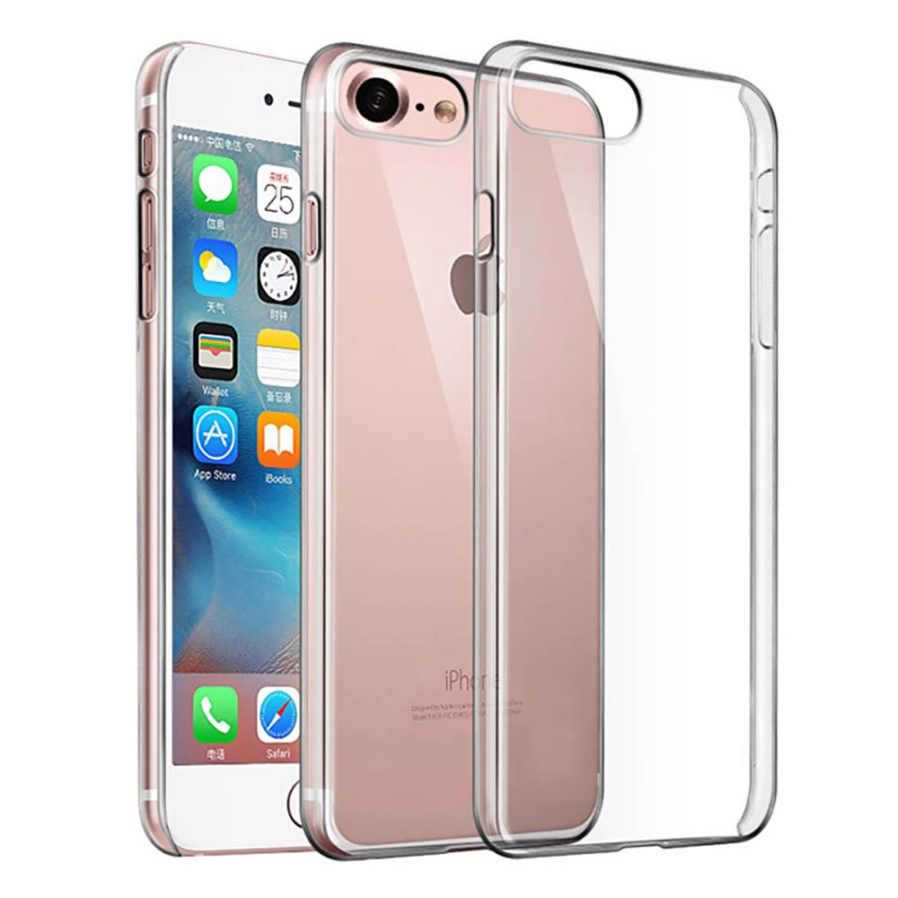 透明殼專家iPhone8/7 Plus鏡頭保護 抗刮加強版硬殼