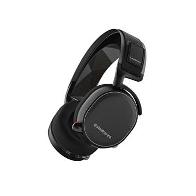 SteelSeries Arctis 7 無線耳機麥克風(黑)