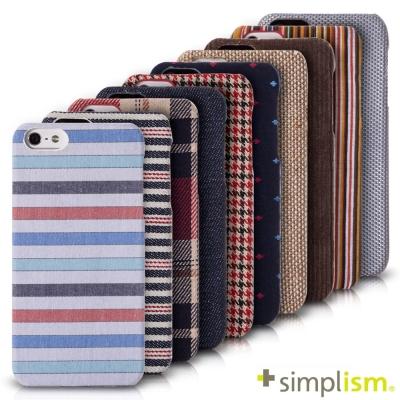 Simplism IPHONE 5/5S/SE 布面手機殼組