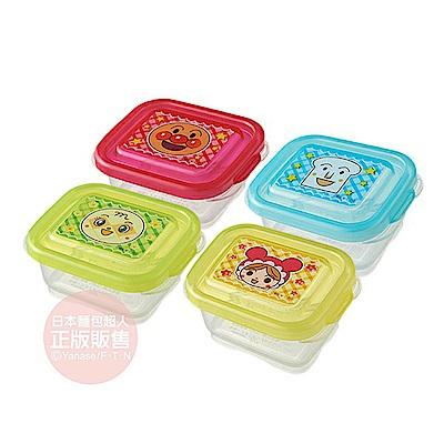 麵包超人-AN麵包超人離乳食分裝盒(小)4入