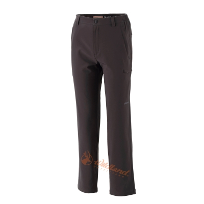 Wildland 荒野 0A32312-99深霧灰 男 輕薄防風保暖褲