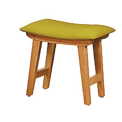 AS-艾倫綠色休閒椅-48x31x44cm