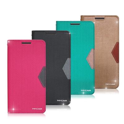 HOCAR Samsung Galaxy A7 (2016) 無印風磁力皮套