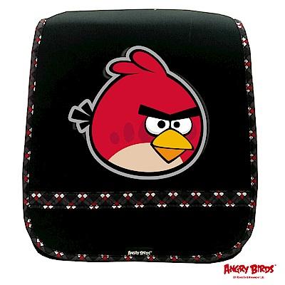 Angry Birds憤怒鳥日式護脊格紋書包