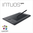 Wacom Intuos Pro 專業板Touch Small 繪圖板(黑)PTH-451