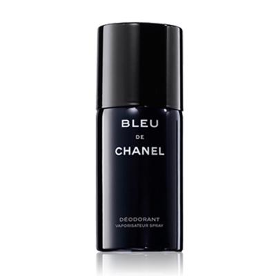 *CHANEL香奈兒 藍色男性體香噴霧100ml