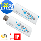 TCELL 冠元-USB3.0 128GB Hide & Seek隨身碟