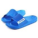 【ZEPRO】女款平板涼拖鞋RELAXED-深海藍