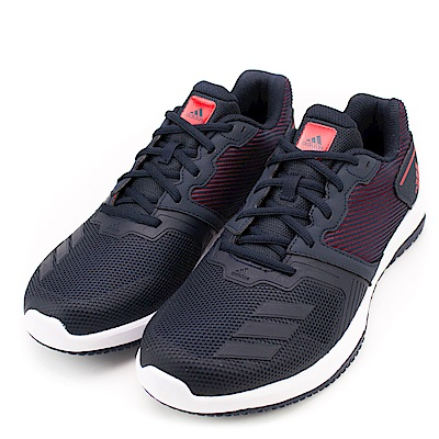 ADIDAS GYM WARRIOR 2 男訓練鞋 BB3240 深藍