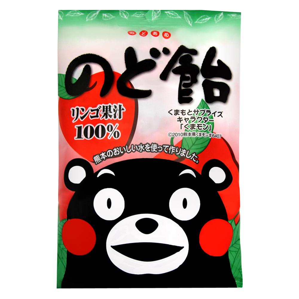 Ohkura  熊萌蘋果汁喉糖 (90g)