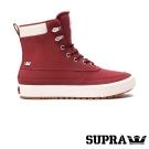 SUPRA Oakwood 系列男鞋-磚紅