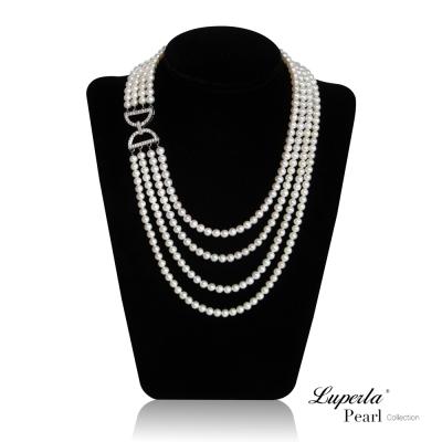 大東山珠寶 淡水珍珠項鍊 珍心摯愛 婚禮珍珠系列