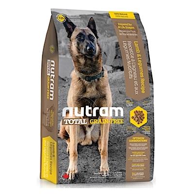 【NUTRAM】紐頓T26無穀挑嘴潔牙全齡犬(羊肉)25lb/11.34kg