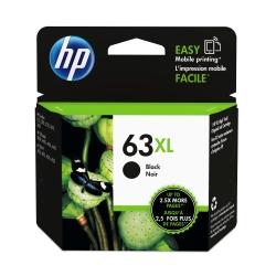 HP F6U64AA NO.63XL 原廠黑色墨水匣