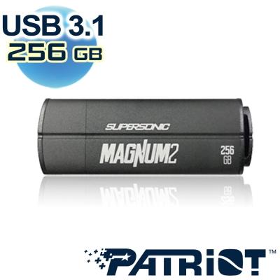 Patriot美商博帝 MAGNUM2 256GB USB3.1 隨身碟