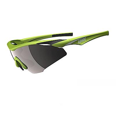 ADHOC運動太陽眼鏡-鍍膜鏡片-半框式ARCHE