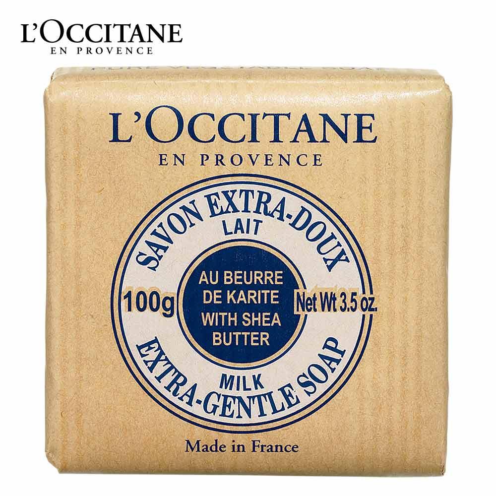 L'OCCITANE 歐舒丹 乳油木牛奶皂 100G