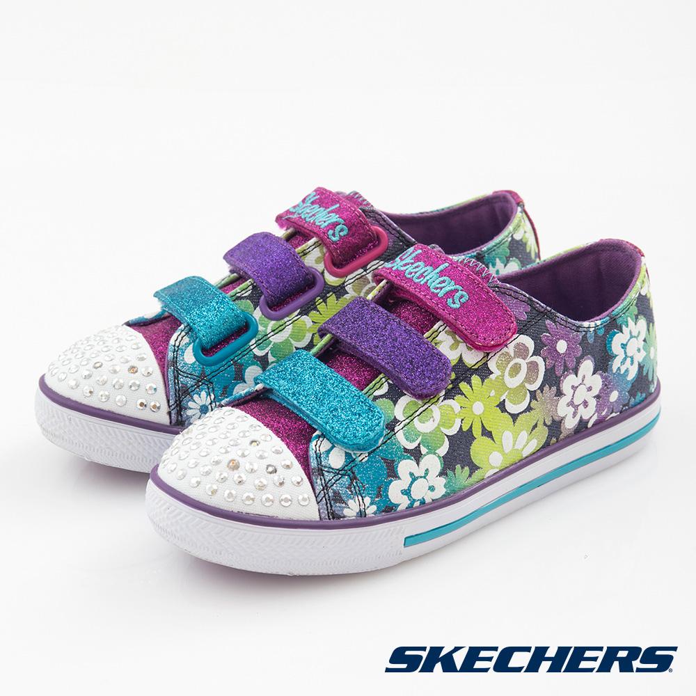 SKECHERS (童) 女童系列 Chit Chat - 10480LDMLT