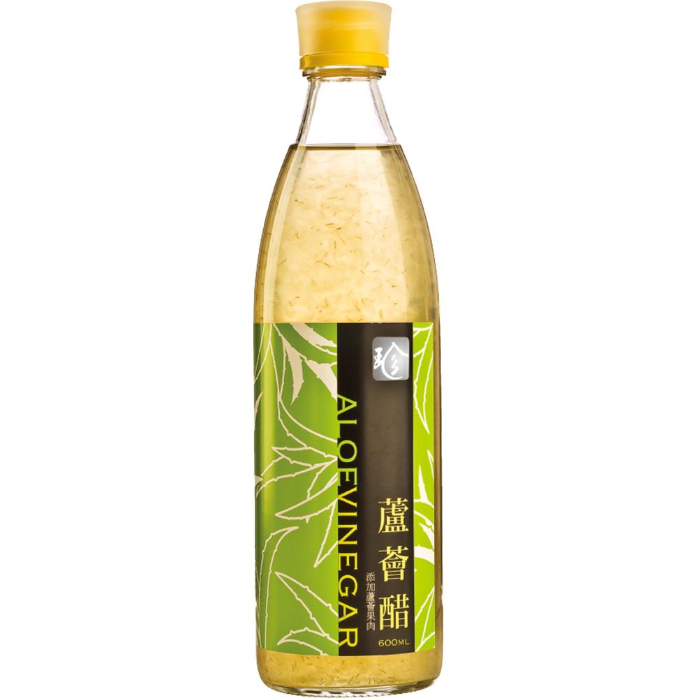 百家珍 蘆薈醋(600mlx6入)