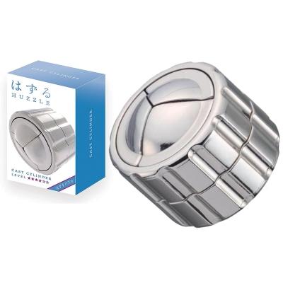 賽先生科學 日本金屬之謎-Huzzle Cylinder(錠)
