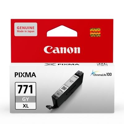 CANON CLI-771XL-GY 原廠灰色高容量墨水匣