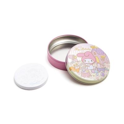 Sanrio-美樂蒂40週年快樂紀念日系列迷你圓形