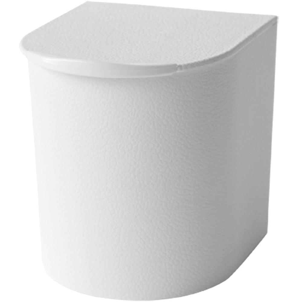 Sceltevie 抗菌附鏡收納盒(白)